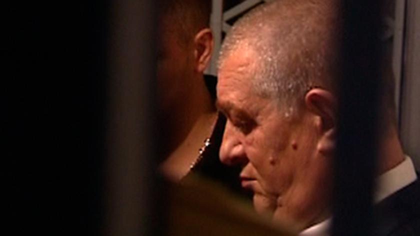 Łyżwiński jest już w drodze do prokuratury