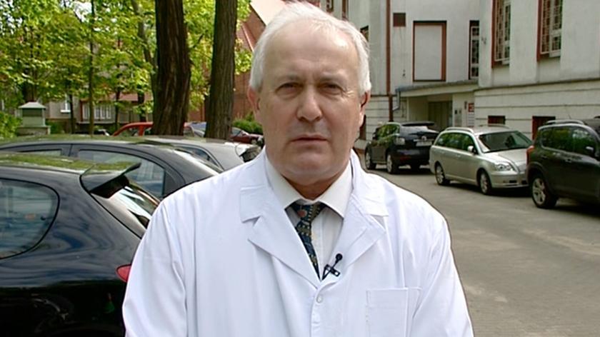 Prof. Jan Lubiński: to dramatyczny przypadek. Są też inne metody