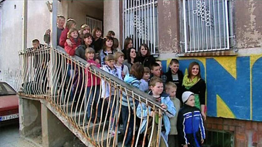 Polskie dzieci z domów dziecka przyjeżdżały na Podlasie od lat