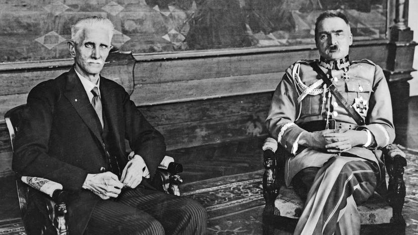 Daszyński najpierw był przyjacielem, a potem wrogiem Piłsudskiego