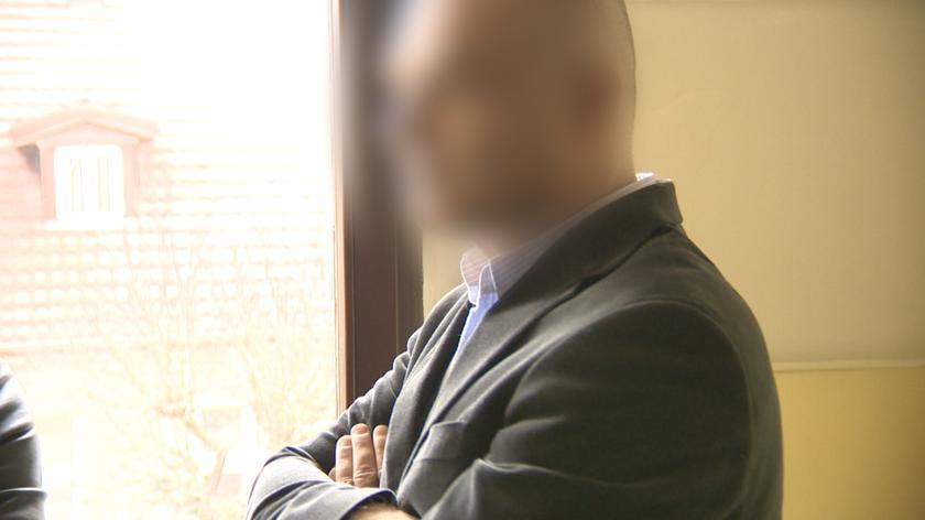 Robert O. miał składać 14-latce propozycje seksualne