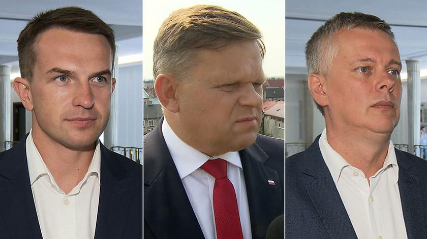 Politycy komentują zamieszanie w sprawie zakupu australijskich fregat