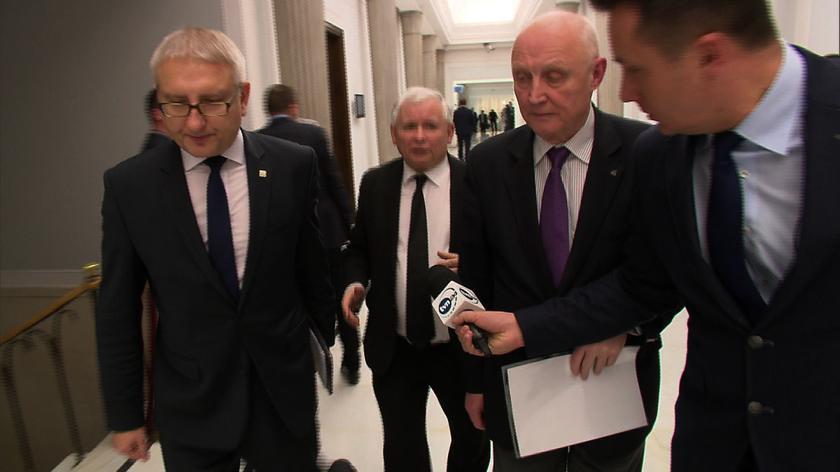 16.12.2015   PO chce ukarania Jarosława Kaczyńskiego za jego słowa o współpracownikach gestapo i AK-owcach