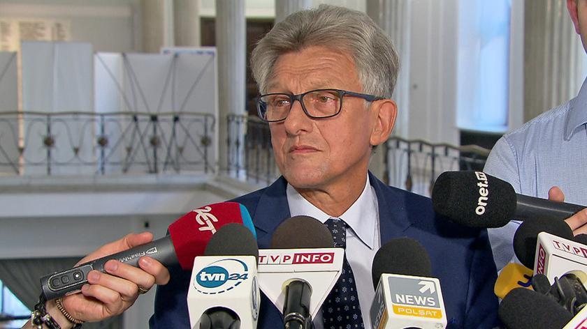 Piotrowicz uczestniczył w spotkaniu z przedstawicielami Komisji Weneckiej