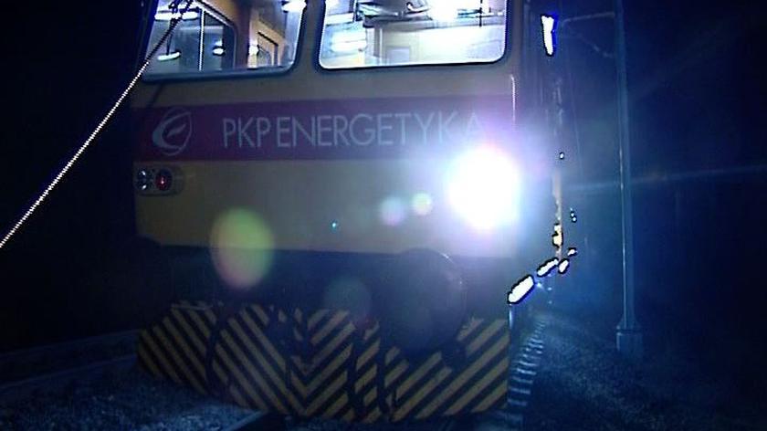 Opóźnienia i zmiany tras pociągów, to wynik kradzieży trakcji kolejowej do której doszło na Śląsku