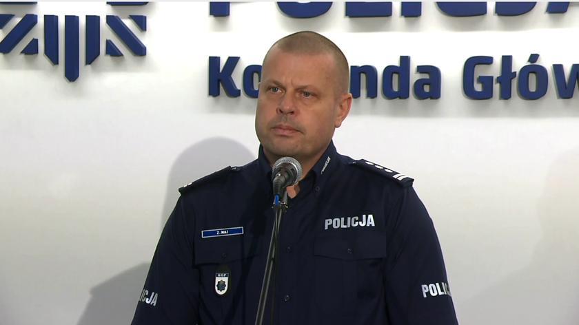 Szef policji ws. kontroli dziennikarzy: jeżeli było przestępstwo, będę wnioskował o ściganie