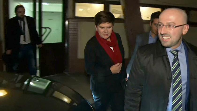 Beata Szydło jest kandydatką na szefową rządu