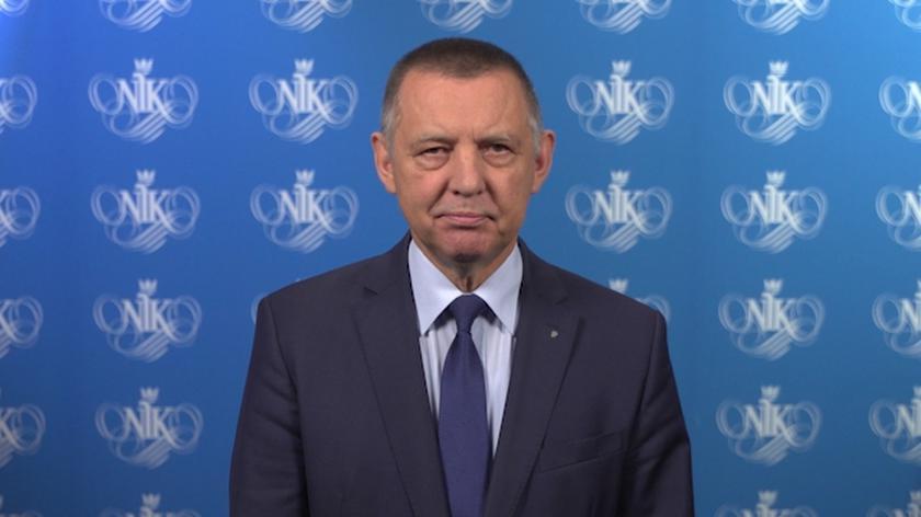 Marian Banaś wydał oświadczenie