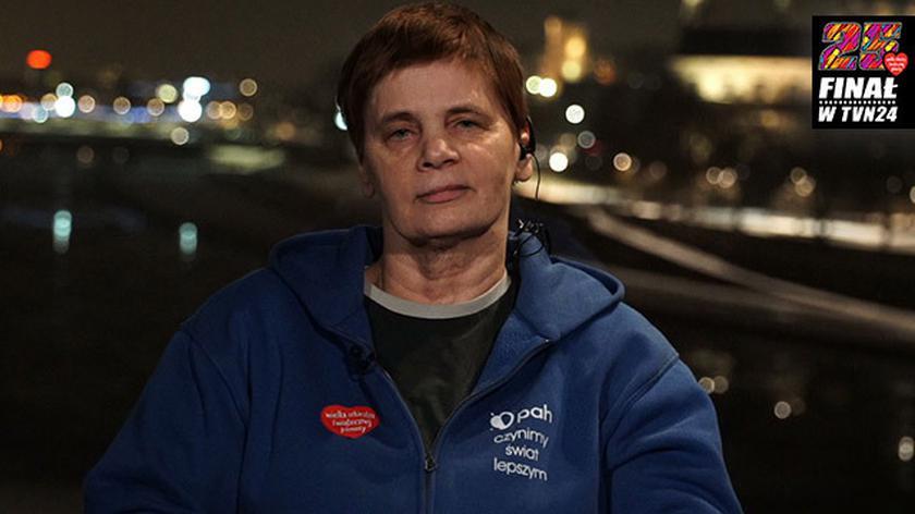 Ochojska: od pieniędzy ważniejsze jest to, że Polacy razem pomagają