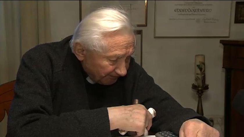 Brat Benedykta XVI: jeśli zostanie poproszony o radę, na pewno jej udzieli