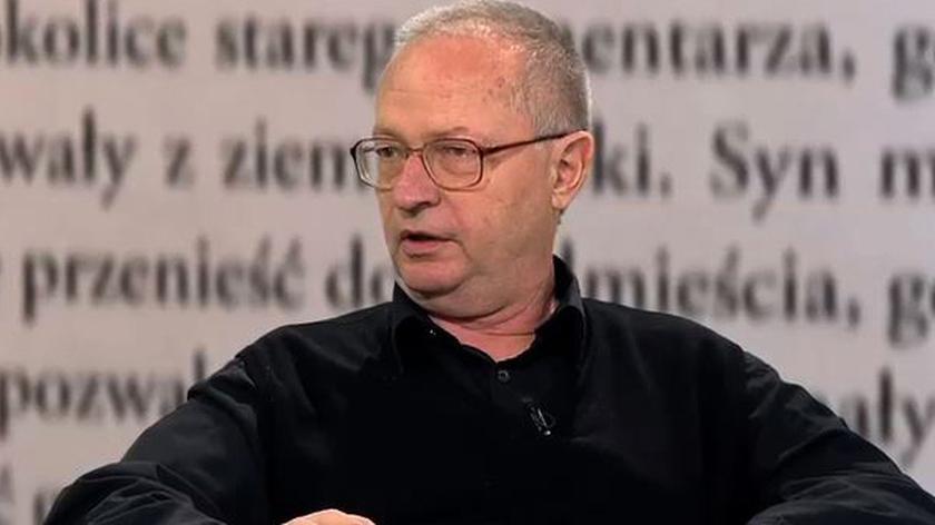 """György Spiró w """"Xięgarni"""""""