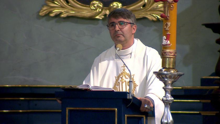 W niedzielę ksiądz Jacek Prusak wygłosił kazanie dotyczące pedofilii w Kościele