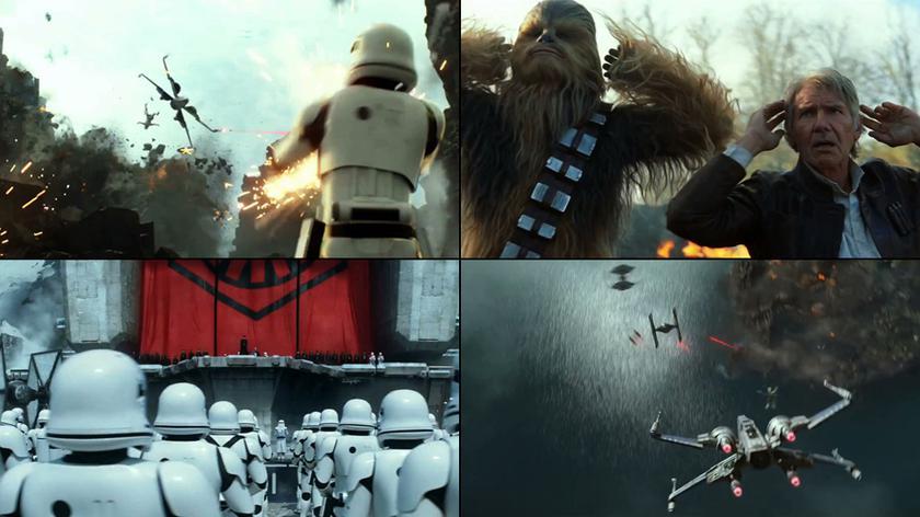 """Zwiastun filmu """"Gwiezdne wojny: Przebudzenie mocy"""""""