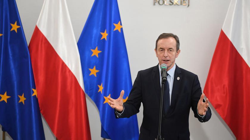 Tomasz Grodzki po spotkaniu z przedstawicielami Komisji Weneckiej