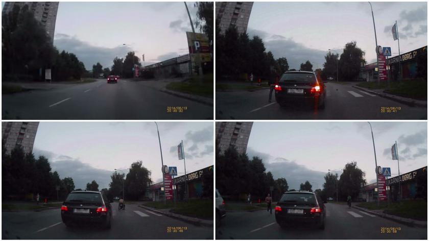"""Kierowca BMW uratował jeża. """"Przywrócił we mnie wiarę w ludzi"""""""