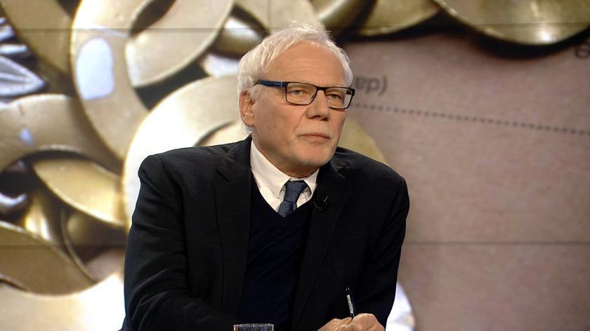 """Profesor Marek Safjan w """"Faktach po Faktach"""""""