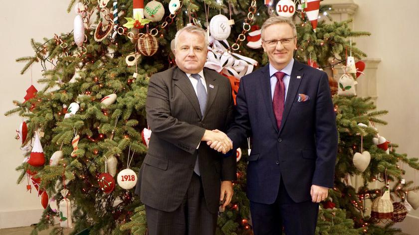 We will surely support Baltic Pipe - U.S. deputy secretary of state