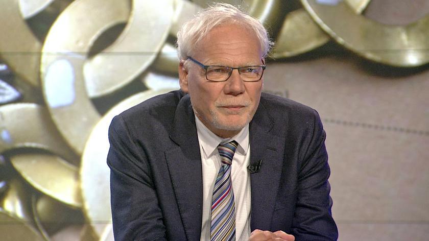 """Prof. Marek Safjan był gościem """"Faktów po Faktach"""""""