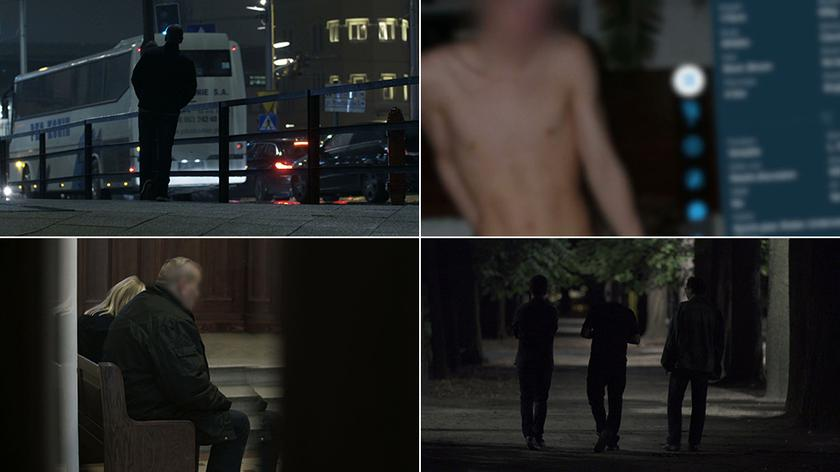 """""""Zmuszeni do męskiej prostytucji"""" - pierwsza część reportażu"""