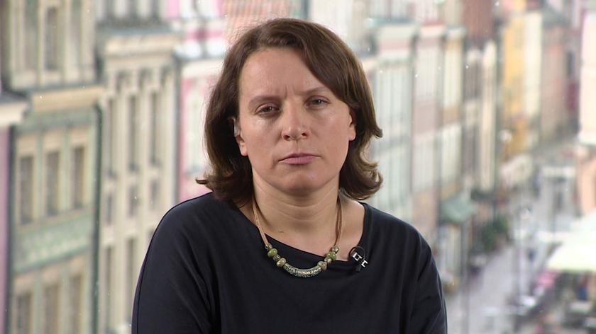 Sędzia komentowała m.in. słowa Jarosława Kaczyńskiego