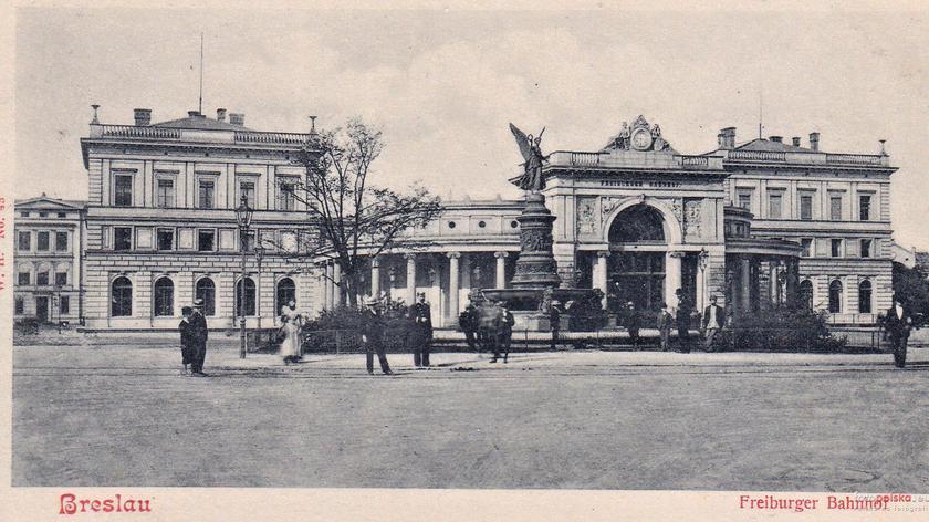 Dworzec Świebodzki był jednym z najważniejszych we Wrocławiu. Czasy świetności ma za sobą