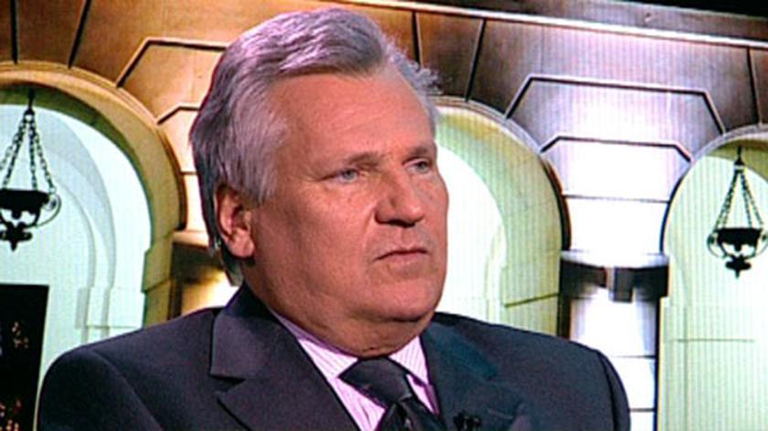 Kwaśniewski: Niektórzy w PiS i SLD chcą władzy, szukają więc szansy