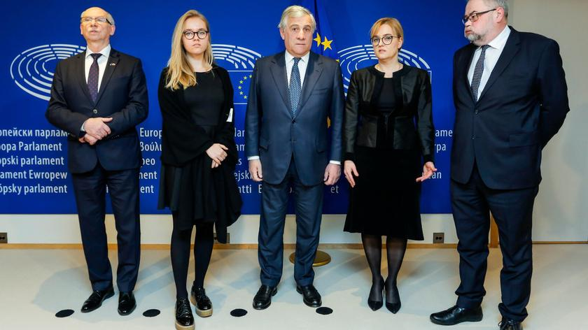 Prezydenta Gdańska Pawła Adamowicza wspominał ostatnio w Krakowie wiceprzewodniczący KE Franz Timmermans