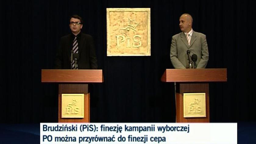 PiS przeciw agresywnej kampanii