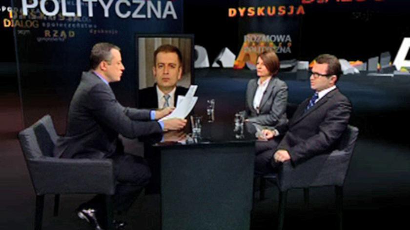 """Goście """"Rozmowy Bardzo Politycznej"""" o konflikcie w PO"""