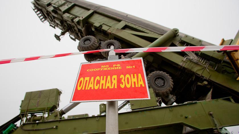 Test rosyjskiej rakiety międzykontynentalnej