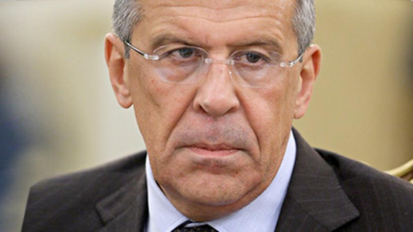 Ławrow o styuacji na Krymie