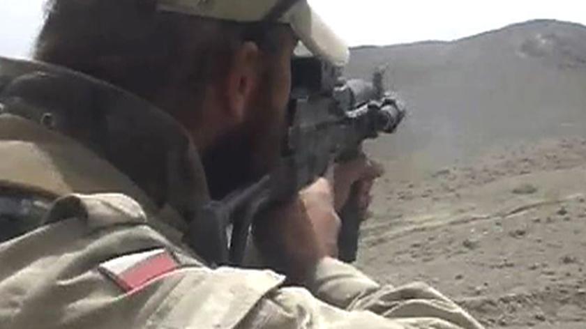 Żołnierz z afgańskiej misji: po feralnej akcji stres się nasilił