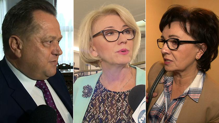 Politycy PiS tłumaczą zmianę stanowiska ws. projektu o aborcji