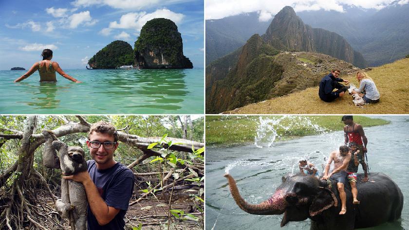 Grupa studentów przejechała przez 29 krajów