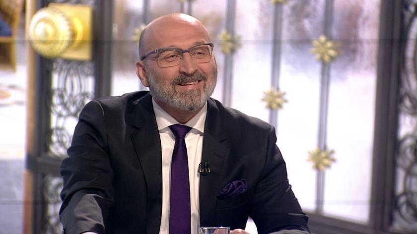 """Gościem """"Faktów po Faktach"""" był Kazimierz Marcinkiewicz"""