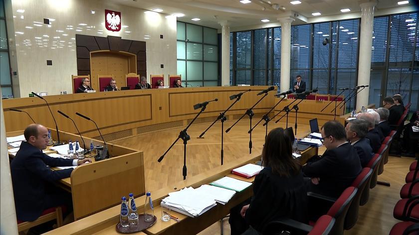 Sejm przyjął zmiany dot. Trybunału w zeszły wtorek