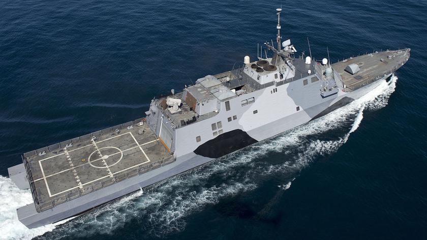 Amerykańskie okręty walki przybrzeżnej LCS