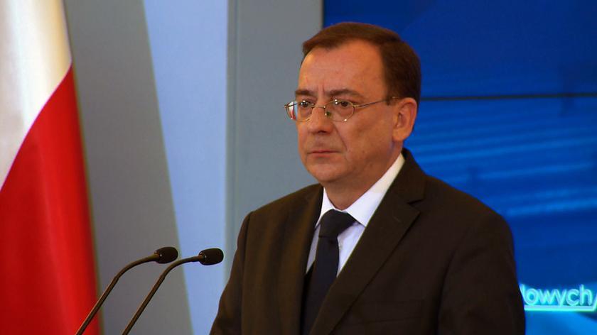 Minister Mariusz Kamiński (zdjęcia archiwalne)