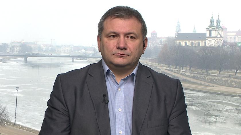 Sędzia Waldemar Żurek gościem w TVN24