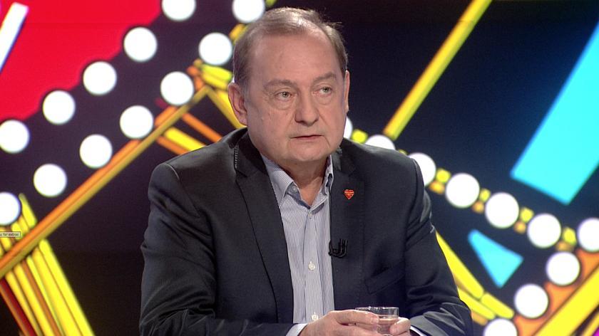 """Prof. Bohdan Maruszewski był gościem """"Faktów po Faktach"""""""