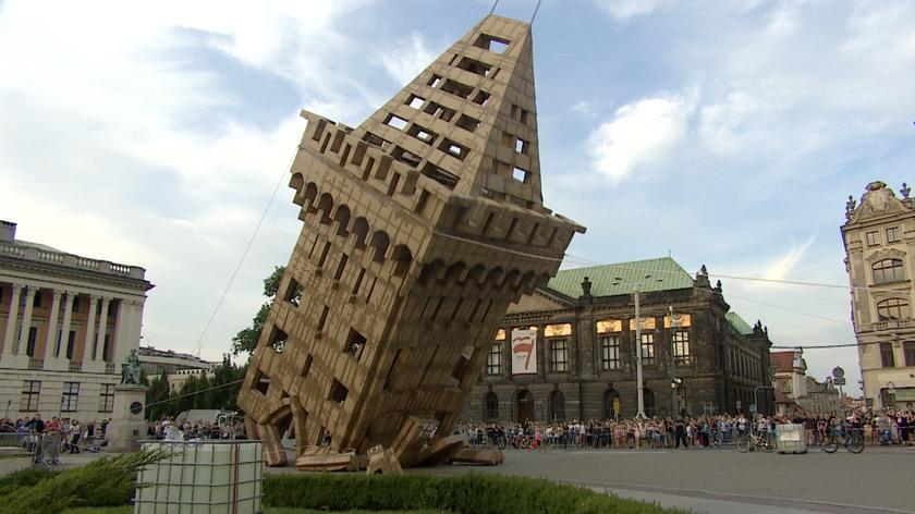 Zniszczyli wieżę zamku w Poznaniu. Tak ruszył Malta Festiwal