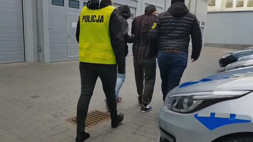 27-letni Stefan W. po przesłuchaniu w gdańskiej prokuraturze