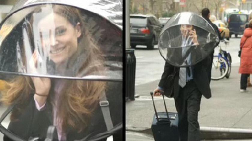 Dlaczego nowojorczycy noszą hełmy?