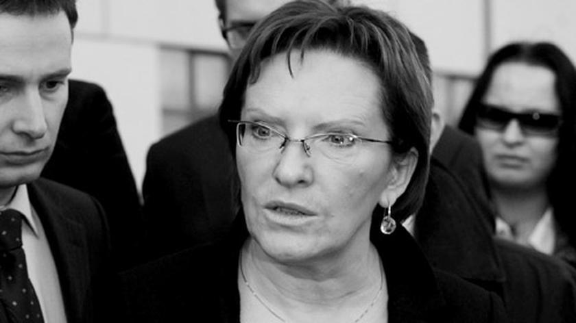 Minister zdrowia podziękowała Rosjanom