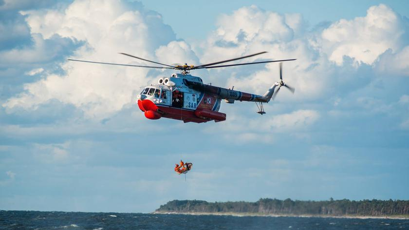 Śmigłowiec Mi-14, takie maszyny trzeba szybko zastąpić nowymi
