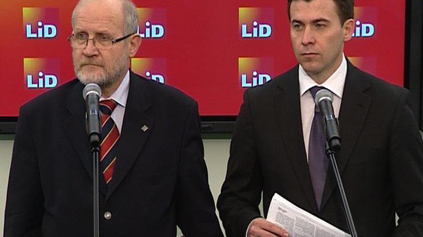 LiD: piątkowe posiedzenie Sejmu powinno być jawne
