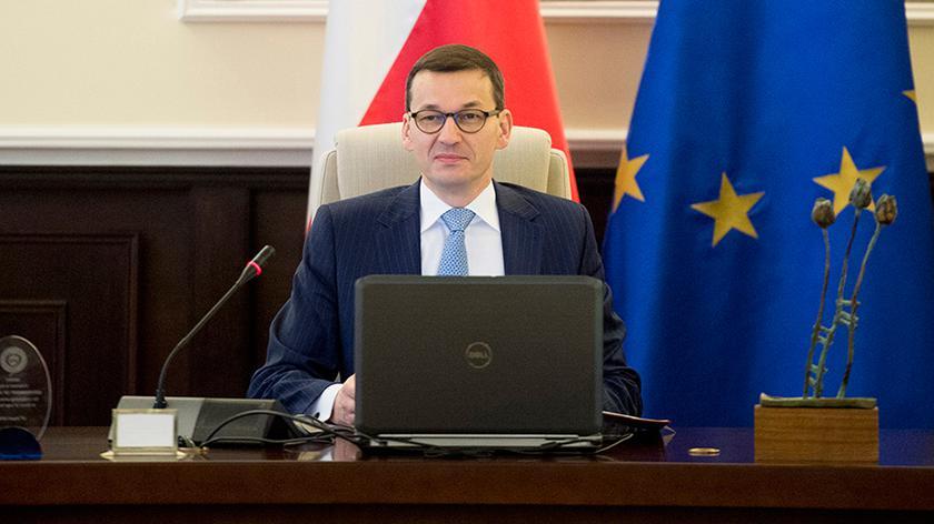 Premier zaznaczył, że Polska pomaga uchodźcom na miejscu