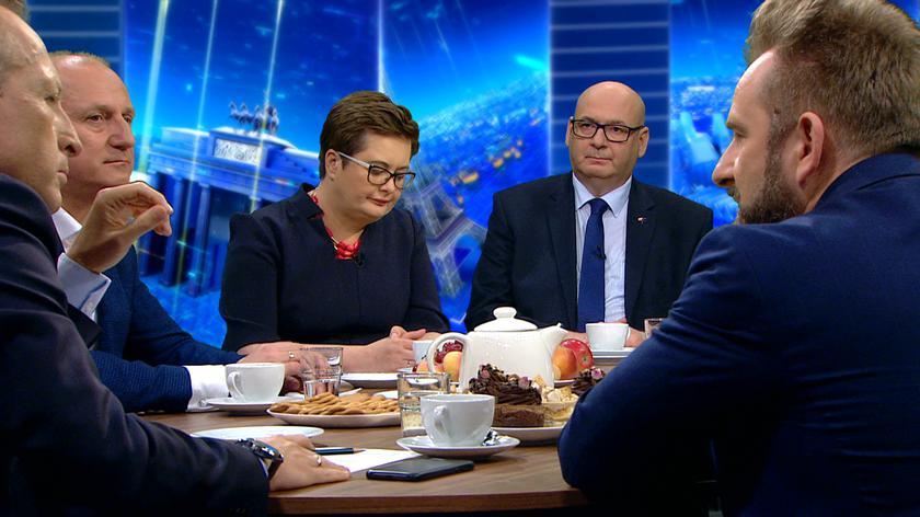 Katarzyna Lubnauer skomentowała sondażowe wyniki do europarlamentu