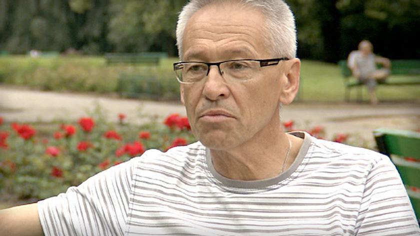 Bielecki był najsilniejszym członkiem zespołu