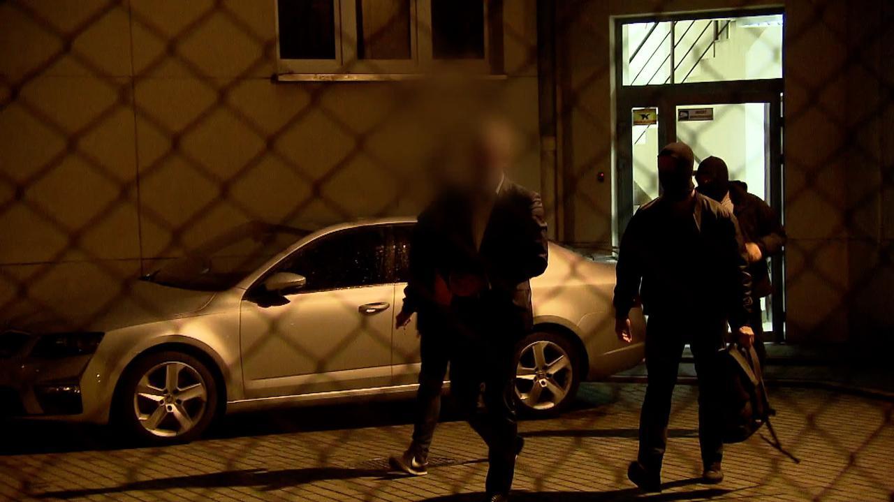 Były burmistrz Włoch przesłuchiwany, dwie osoby zatrzymane.